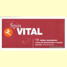 Spin Vital - 15 viales - Masterdiet