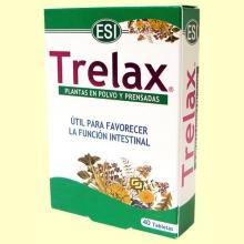 Trelax - 40 tabletas - Laboratorios Esi