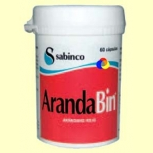 Arandabin - 60 cápsulas - Sabinco