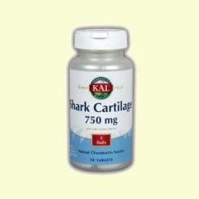 Shark Cartilage - Cartílago Tiburón - Kal Laboratorios - 30 comp