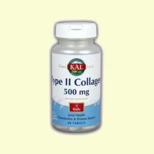 Type II Collagen - Kal Laboratorios - 60 comp