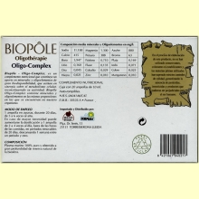 Biopôle Oligocomplex - 20 ampollas - Bipole