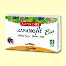 Rabanofit - Rábano negro - Super Diet - 20 ampollas