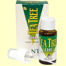 Tea Tree Oil - Aceite Corporal - 30 ml con vaporizador - Plantis