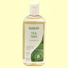 Champú de Árbol del Té - 250 ml - Health Aid