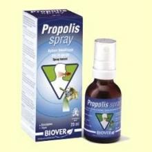 Propolis Liquido + Aceites Esenciales - Spray Oral Bio - 23 ml - Biover