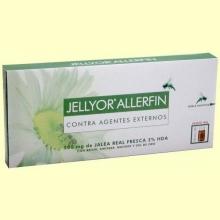 Jellyor Allerfin - Ayuda contra las Alergias - 20 monodosis bebibles - Eladiet