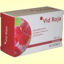 Vid Roja Fitotablet - 60 comprimidos - Eladiet