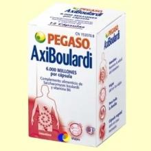 Axiboulardi - Probiótico - 12 cápsulas - Pegaso