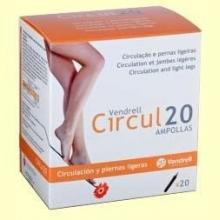 Circul20 - 20 ampollas - Laboratorios VenPharma