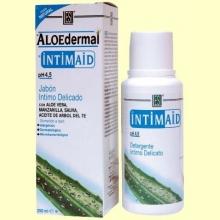 AloeDermal Intim Aid - Laboratorios ESI - 250 - Jabón íntimo delicado