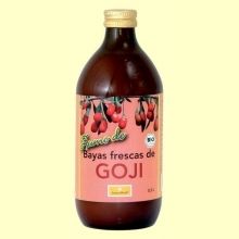 Zumo de Goji - 500 ml - Bioener