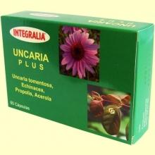Uncaria Plus - 60 cápsulas - Integralia
