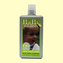 Jabón Champú Infantil - 1000 ml - Shova.De