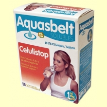 Aquasbelt Celulistop - 18 sticks solubles - Laboratorios Ynsadiet