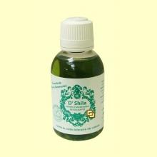 Champú concentrado de Eucalipto - 50 ml - D'Shila
