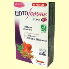 Phyto Femme - 20 ampollas - Super Diet