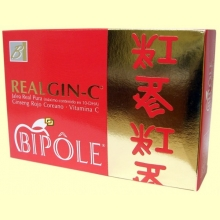 Realgin-C - 20 ampollas - Bipole