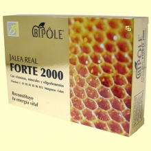 Jalea Real Forte 2000 - 20 ampollas - Bipole