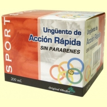 Ungüento de acción rápida - Derbós - 200 ml
