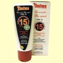 Bronceador Ultra Rápido FPS 15 - 100 ml - Rhatma