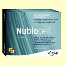 Nubiocell - Crecimiento infantil - 10 ampollas - Vitae