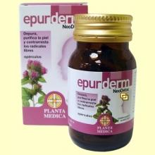 Epur Derm Neodetox - Depura la Piel - 50 opérculos - Planta Médica