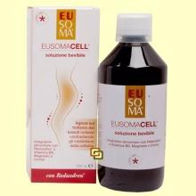 Eusomacell Fluido - Celulitis - 500 ml - Gricar ***