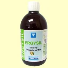 Ergysil - Silicio y Oligoelementos - 500 ml - Nutergia