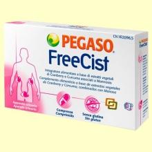 FreeCist - Aparato urinario - 15 cápsulas - Pegaso