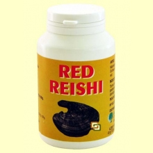 Red Reishi - 90 cápsulas - Golden & Green