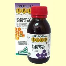 Sciroppo Ekin Epid - Propoli Plus Epid - Vias Respiratorias - 100 ml - Specchiasol