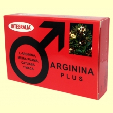 Arginina Plus - 60 cápsulas - Integralia