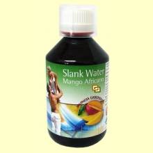 Slank Water - Mango africano - 250 ml - Espa-Diet