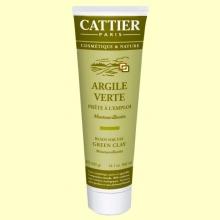 Arcilla Verde lista para usar - 400 gramos - Cattier