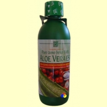 Aloe Vera Zumo de 500 ml con Mirtilo - Laboratorios ESI