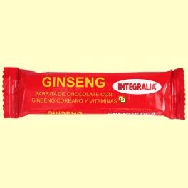 Barrita Energética con Ginseng - 30 gramos - Integralia