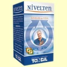 Nivelten - Tensión Arterial - 40 cápsulas - Tongil