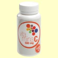 Vitamina C 500 mg Ester C - 60 cápsulas - Artesanía Agricola