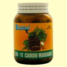 Cardo Mariano - Bellsolá - 100 comprimidos