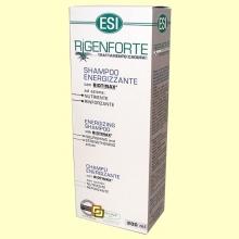 Rigenforte Champú - Caída del cabello - 200 ml - Laboratorios Esi