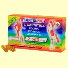 Carnitina Plus - 20 ampollas - Robis