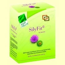 SilyFit - Depurativo - 60 cápsulas - 100% Natural