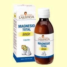 Magnesio Total Sabor Limón - 200 ml - Ana María Lajusticia