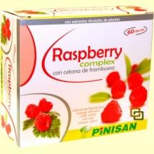 Raspberry Complex - 60 cápsulas - Pinisan