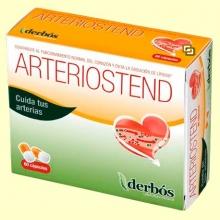 Arteriostend - Omega 3 - 60 cápsulas - Derbós