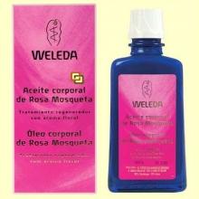 Aceite Corporal de Rosa Mosqueta 100 ml - Weleda