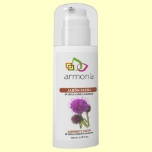 Jabón Facial Arcilla Gris a la Bardana - Armonía - 150 ml
