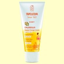 Crema Pañal bebé de Caléndula - 75 ml - Weleda