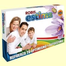 Estima - Refuerza optimismo y autoestima - 40 cápsulas - Robis Laboratorios